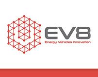 EV8 website intro GIF