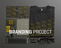 UI work for an e-commerce t-shirt company