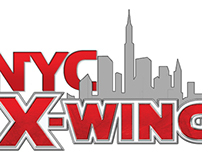 NYC X-WING T-SHIRTS!!!