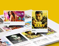 Movie Website