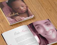 Livro Newborn | Design Editorial