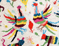 PETIT POINT - MEXICO LINDO