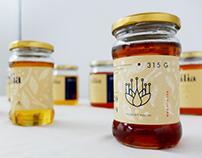 Tilia - honey brand