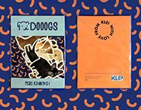 Dooogs // sticker pack