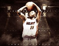 Jamal Crawford Miami Heat