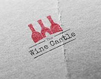 Logo Design - The Wine Castle