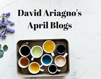 David Ariagno's April Blogs