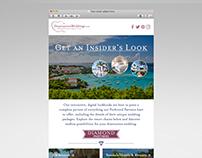 Destination Weddings Email Designs