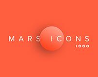 Mars Icons