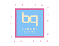 Binary gears logo