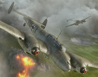 Battle of Britain Combat Archive Vol. 4 - 14th August