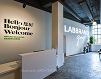 LABBRAND Group M50 . Shanghai . China