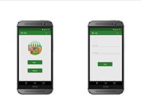 Soko Yetu Mobile App UI