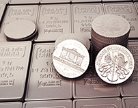 3D Bars and Coins