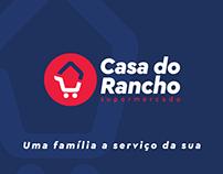Logo Casa do Rancho | Supermercado