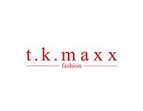 T.K.Maxx Rebrand