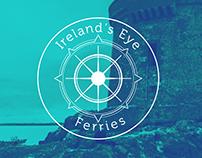 Ireland's Eye Ferries - Identity