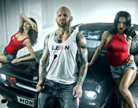 Jeff Monson for Leon