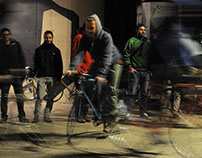 Bicycle Skill Games - photo report from Basel
