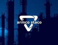 Armco Staco - Rebrand