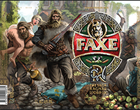 """The Saga of Ragnar lothbrok the"" for FAXE №3"