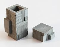 Concrete Urns / Series 1