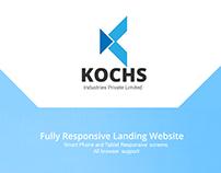KOCHS | Website Design