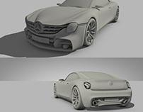 Making of Mercedes 350SE