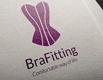 BRAFITTING - Logo design - Flyer