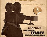 Commission: Poster Video Pendek