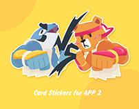Mr.Bear & Mr.Fish Cards vol2