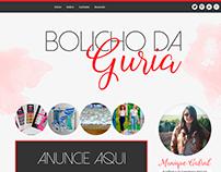 Tema Bolicho da Guria - Blogger