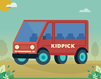 KidPick Illustrations