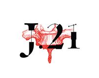 J.21 Typeface