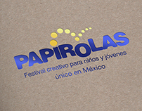 Papirolas sponsor's brochure