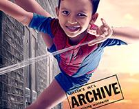Spider Boy - 200 Best Digital Artists