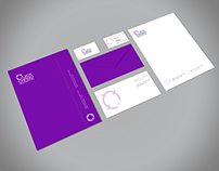 Corporate identity for logistic company