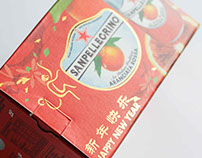 Sanpellegrino Festive CNY Packaging