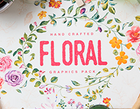 Floral Graphic Pack
