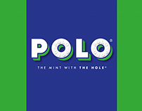 POLO Mints Packaging