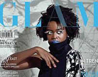 BLUE FUNK |  GLAM QATAR MAGAZINE - JUNE 2015 (COPY)