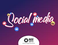 Social Media - Agência de Viagens