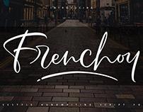 Frenchoy Script Font