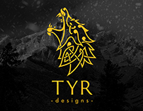 Tyr Designs Logo