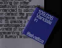 Helvetica Vandal