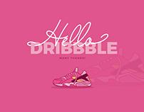 Sneaker x Dribbble