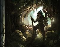 Caixa do jogo Arkheia