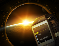 NASA Contest Contribution Smartwatch App for Astronauts