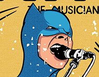 Batman: The Musician Knight