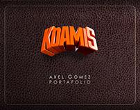 Portfolio Koamis